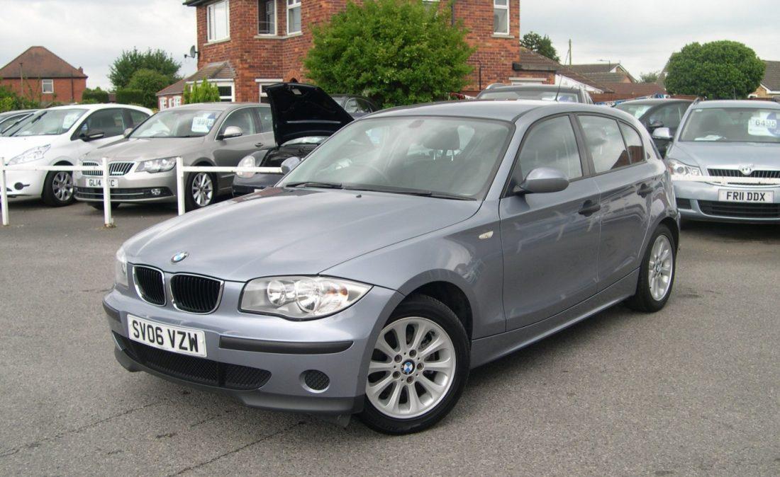 BMW 318 BLUE 005