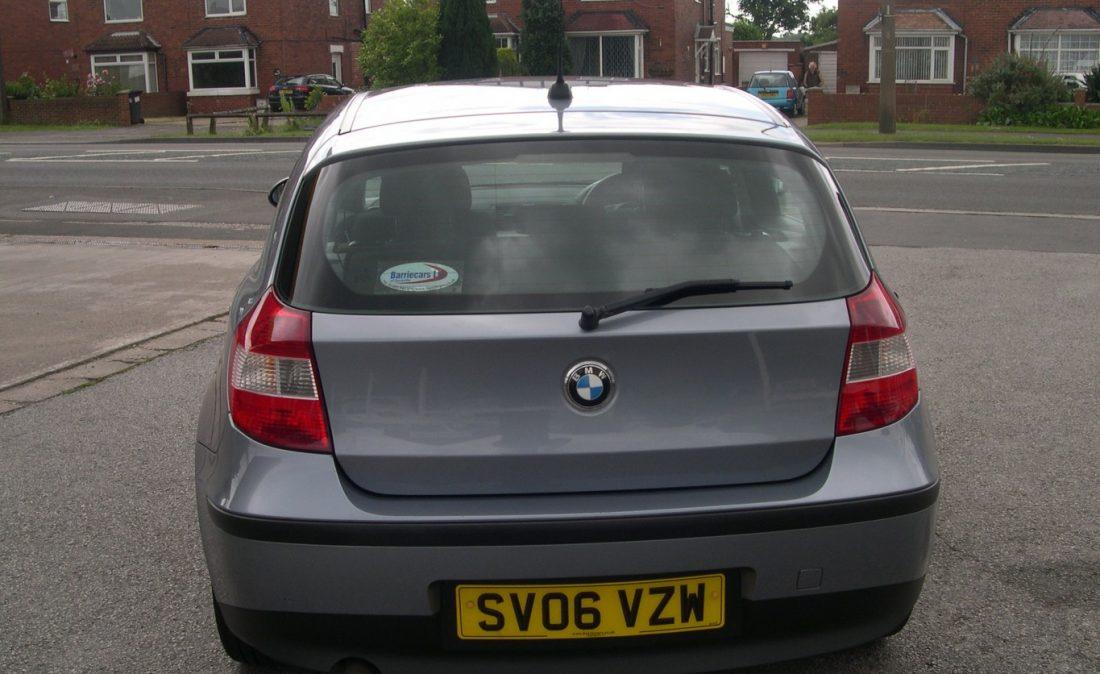 BMW 318 BLUE 009