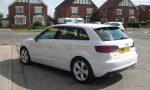 Audi A3 White 005
