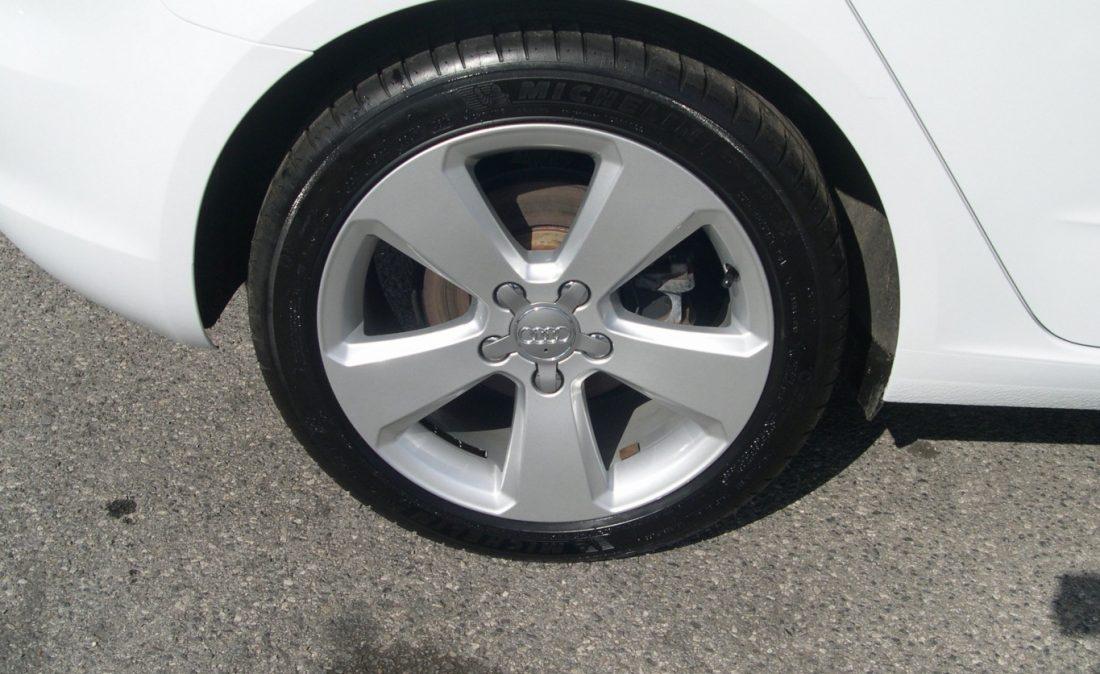 Audi A3 White 008