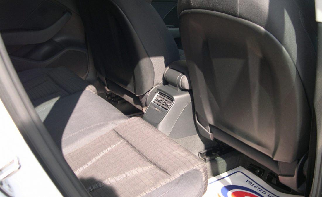 Audi A3 White 009