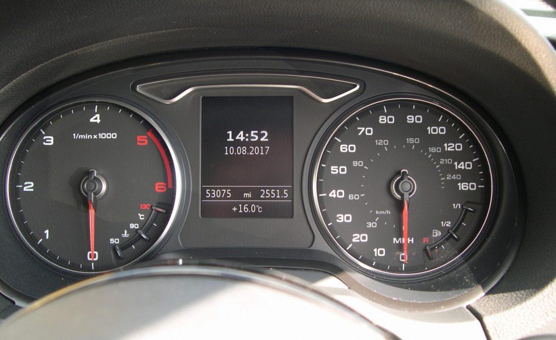 Audi A3 White 017