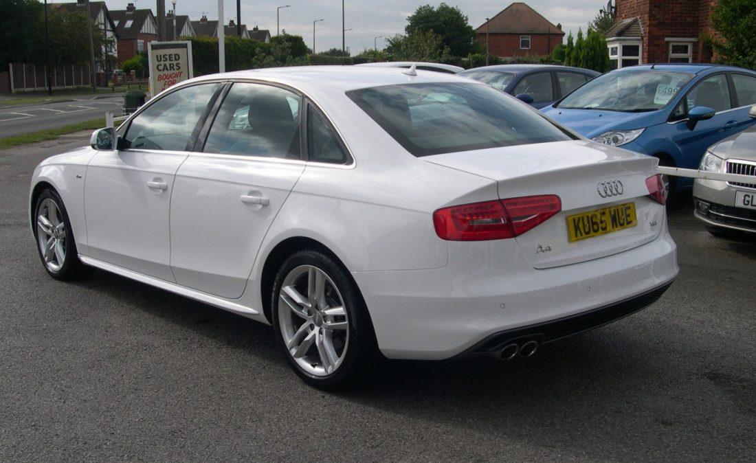 Audi A4 004
