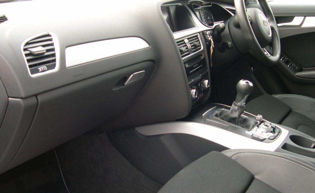 Audi A4 008