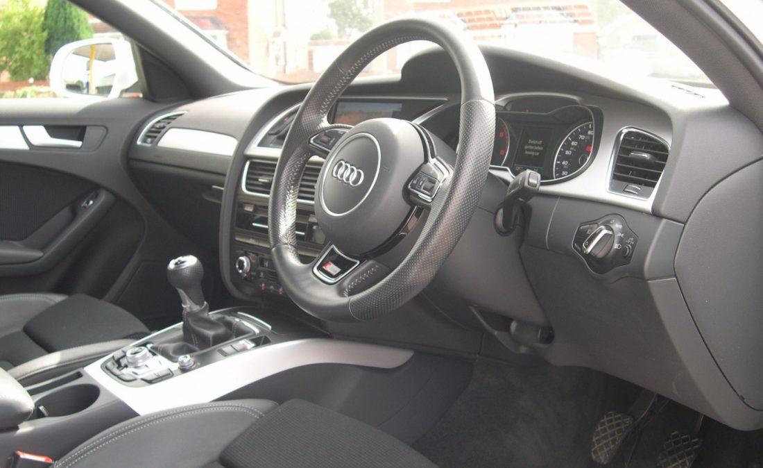 Audi A4 012