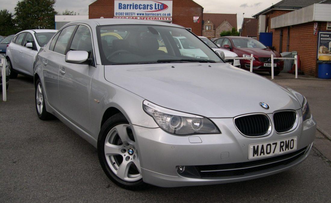 BMW 5 SERIES 004