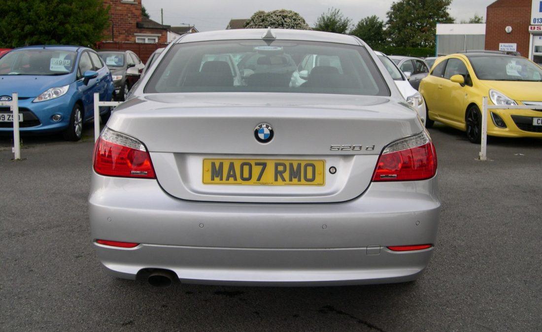 BMW 5 SERIES 007