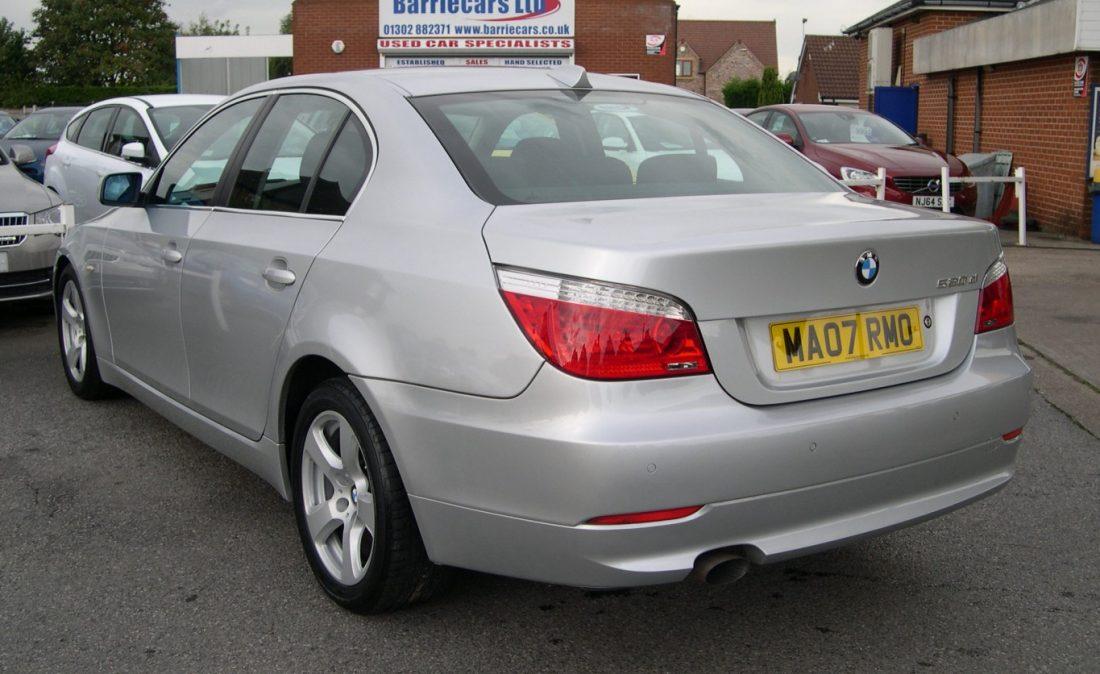 BMW 5 SERIES 008