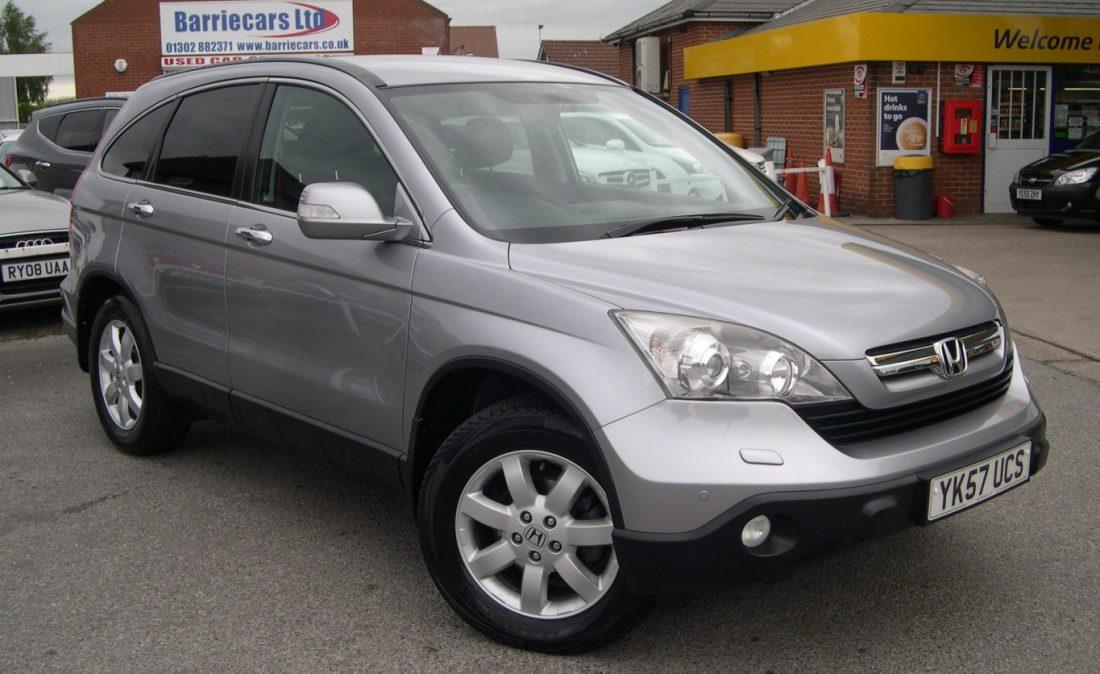 Honda CRV Silver 004