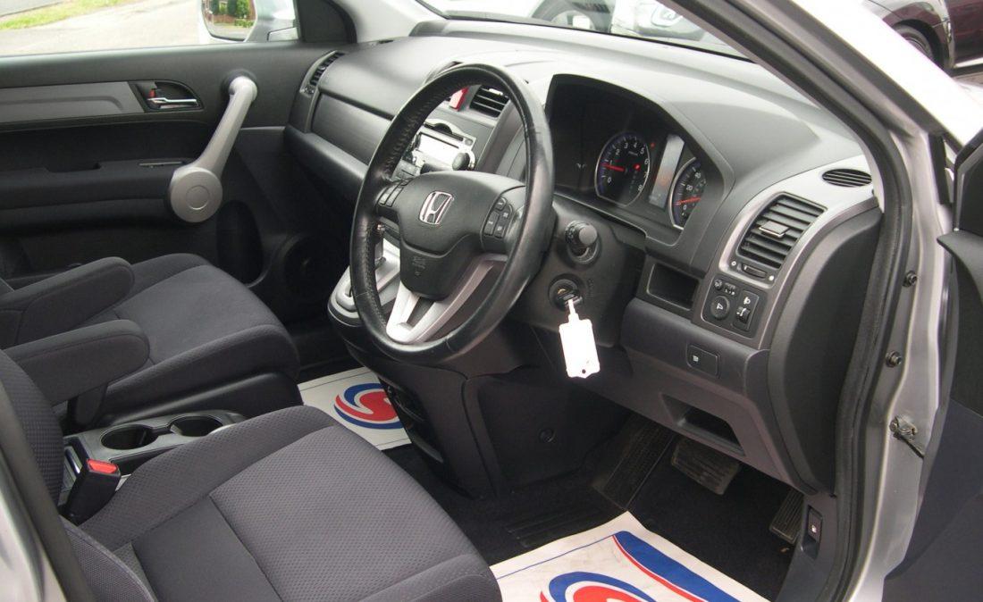 Honda CRV Silver 006