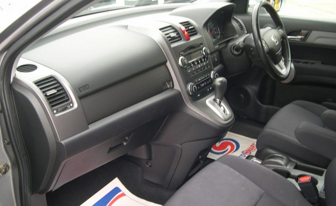 Honda CRV Silver 014