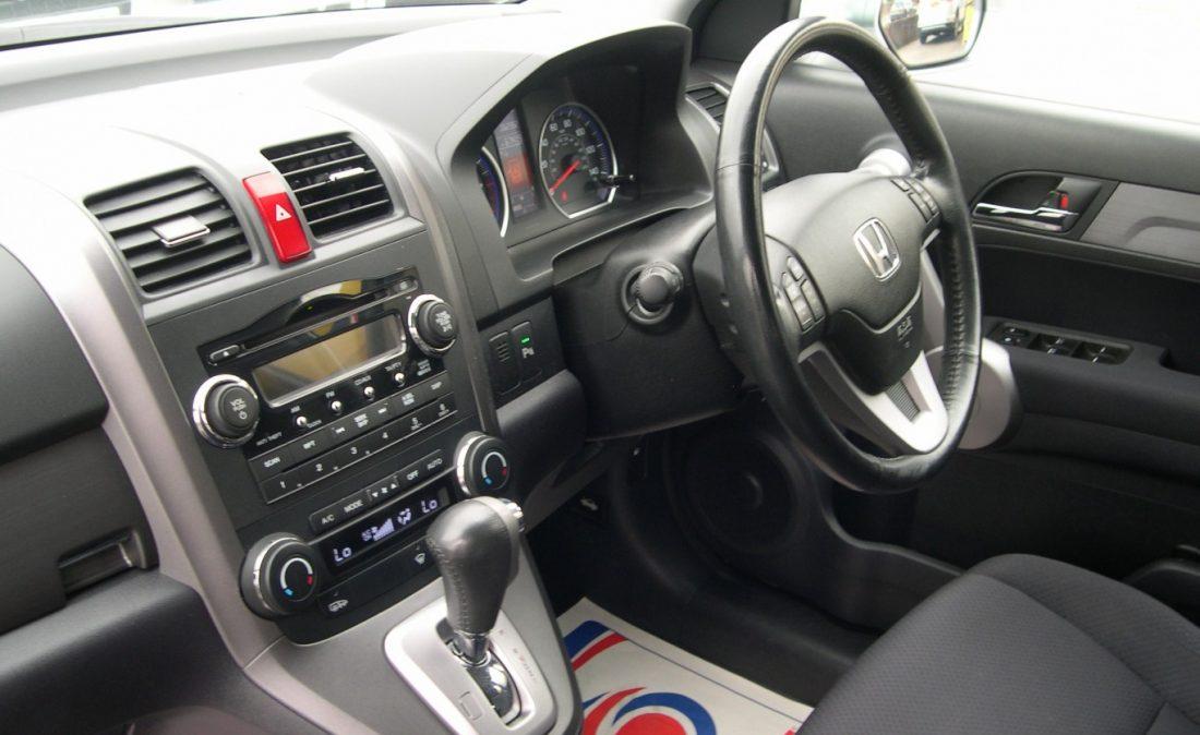 Honda CRV Silver 015