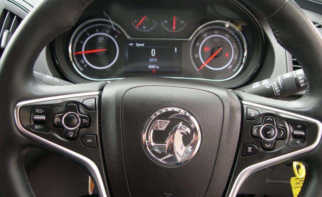 Vauxhall Insignia 2016 020