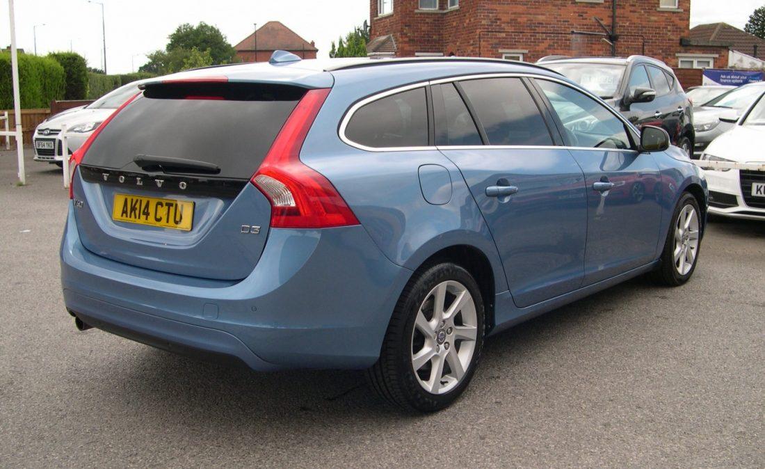 Volvo V60 Blue 006