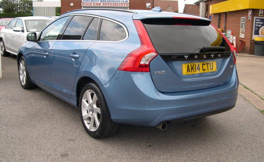 Volvo V60 Blue 008
