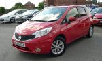 NISSAN NOTE 002