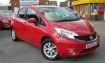 NISSAN NOTE 004