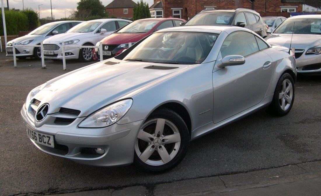 Mercedes SLK200 002