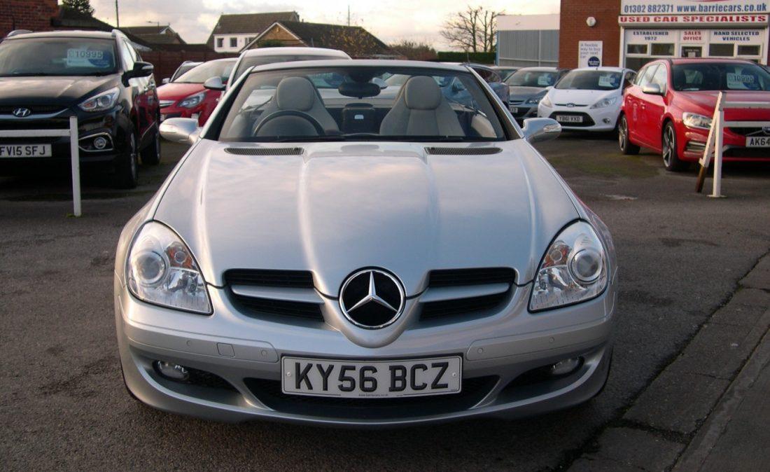 Mercedes SLK200 004