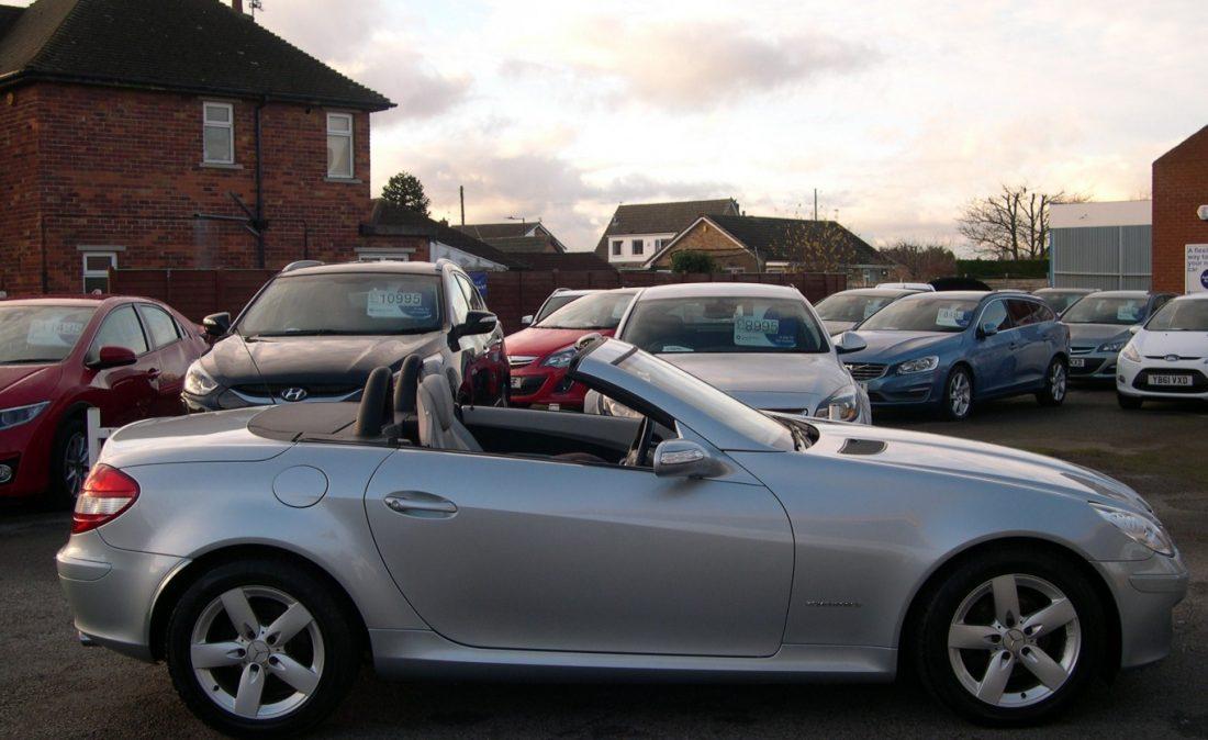 Mercedes SLK200 006