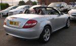 Mercedes SLK200 007
