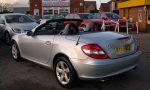 Mercedes SLK200 009
