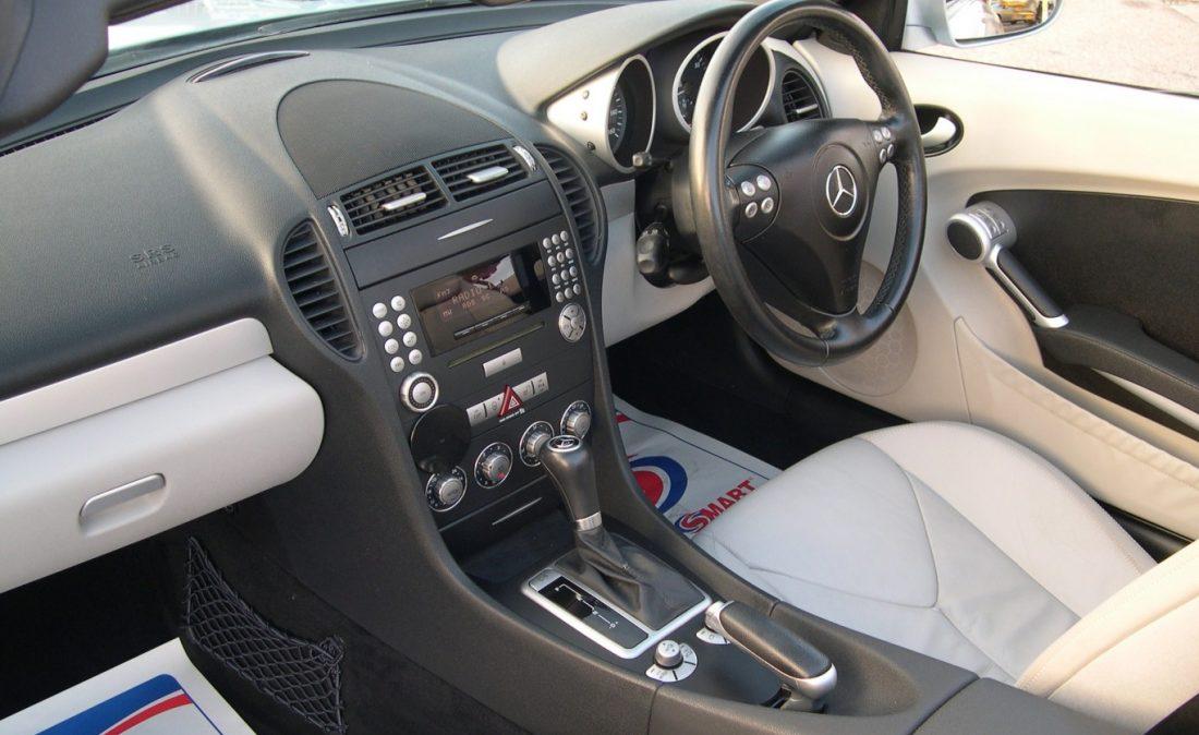 Mercedes SLK200 012