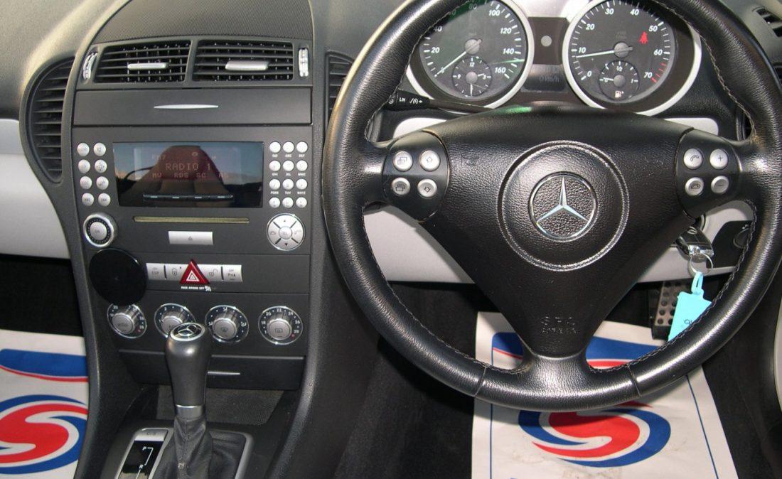 Mercedes SLK200 018