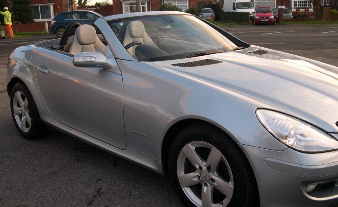 Mercedes SLK200 019